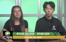 Canyon News Network 8-30-19 | Canyon Band Program