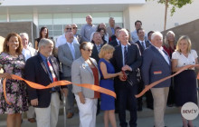 Castaic High School Ribbon Cutting Ceremony