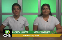 Canyon News Network, 8-16-19 | Custodian Spotlight