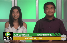Canyon News Network, 8-19-19 | Club News