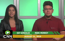 Canyon News Network, 8-21-19 | Wellness Center Segment