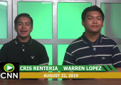 Canyon News Network, 8-22-19 | Sports Highlights