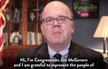 Weekly Democratic Response: Congressman Jim McGovern
