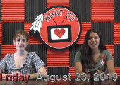 Hart TV, 8-23-19 | Buttered Corn Day