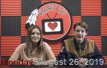 Hart TV, 8-26-19 | Shark Day