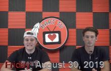 Hart TV, 8-30-19 | Beach Week-end