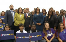 L.A. County Close-Up: Empowerment Congress Honors 40 Under 40; LA County Pet Adoption Photoshoot