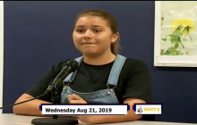 Miner Morning TV, 8-21-19