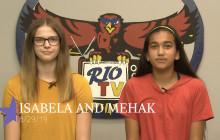 Rio TV, 8-29-19