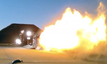 Sandia National Laboratories' Reverse Ballistic Impact Test