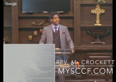 SCCF: The Blood of Jesus Pt. 2