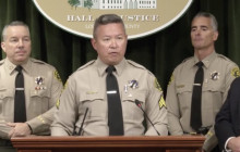 Sheriff Villanueva Discusses Surviving an Active Shooter