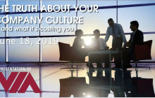 VIA Monthly Luncheon: The Truth About Company Culture