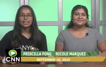 Canyon News Network, 9-10-19 | Event & Meeting News