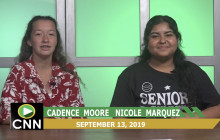 Canyon News Network, 9-13-19 | Event & College News
