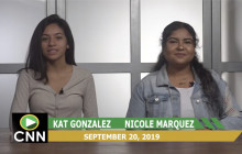 Canyon News Network, 9-20-19 | VO Homecoming