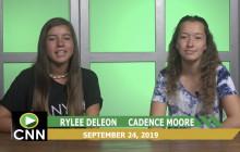 Canyon News Network, 9-24-19   Club News