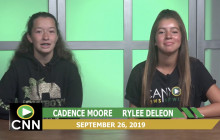 Canyon News Network, 9-26-19 | Sports News