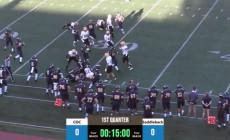 Cougar Football Week 1: Saddleback at COC, 9-7-2019