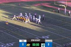 Cougar Football Week 2: Grossmont at COC, 9-14-2019