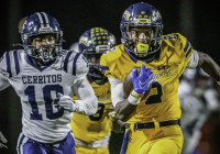 Cougar Football Week 4: Cerritos at COC (Homecoming), 9-28-2019