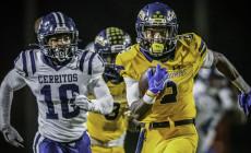 Cougar Football Week 4: Cerritos at COC (Homecoming), 9-28-2019