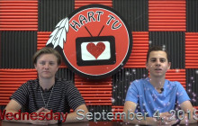 Hart TV, 9-4-19 | Stop-Motion Day