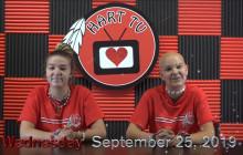 Hart TV, 9-25-19 | Star Trek Day