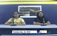 Miner Morning TV, 9-10-19