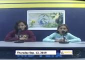 Miner Morning TV, 9-12-19