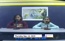 Miner Morning TV, 9-12-19