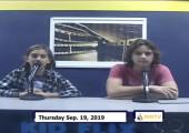 Miner Morning TV, 9-19-19
