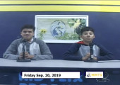 Miner Morning TV, 9-20-19