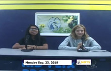 Miner Morning TV, 9-23-19