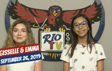 Rio TV, 9-26-19