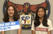 Rio TV, 9-30-19