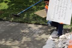 Sidewalk Poetry, Serina Gayheart, Hart District