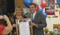 Wilk Honors A-1 Party as October Small Business of the Month