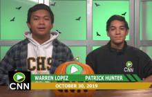 Canyon News Network, 10-30-2019 | Pony Express