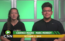 Canyon News Network, 10-2-19 | Student Spotlight