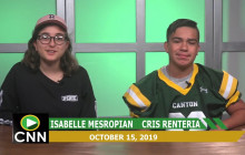 Canyon News Network, 10-15-19 | Senior BBQ