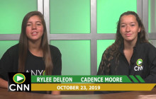 Canyon News Network, 10-23-19 | Swim Tryouts