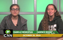 Canyon News Network, 10-29-19 | Teacher of the Year Segment
