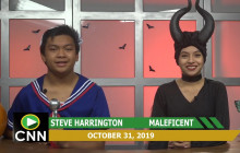 Canyon News Network, 10-31-19 | Haunted House Segment