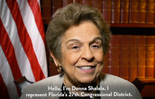 Weekly Democratic Response: Congresswoman Donna Shalala