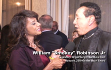 2019 Golden Heart Award – Smokey Robinson
