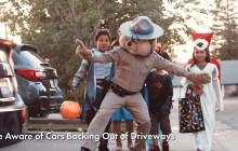 Halloween Safety with CHP