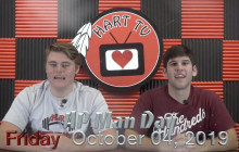 Hart TV, 10-4-19 | Day of the AP Man