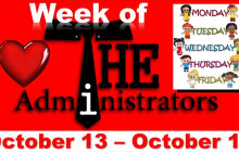 Hart TV, 10-14-19 | Week of the Administrators