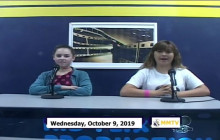 Miner Morning TV, 10-9-19
